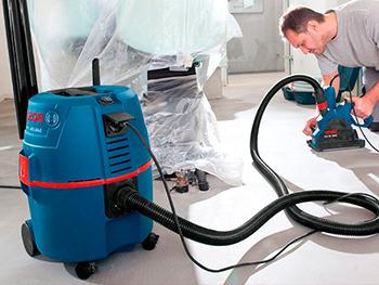 Ремонт строительных (промышленных) пылесосов